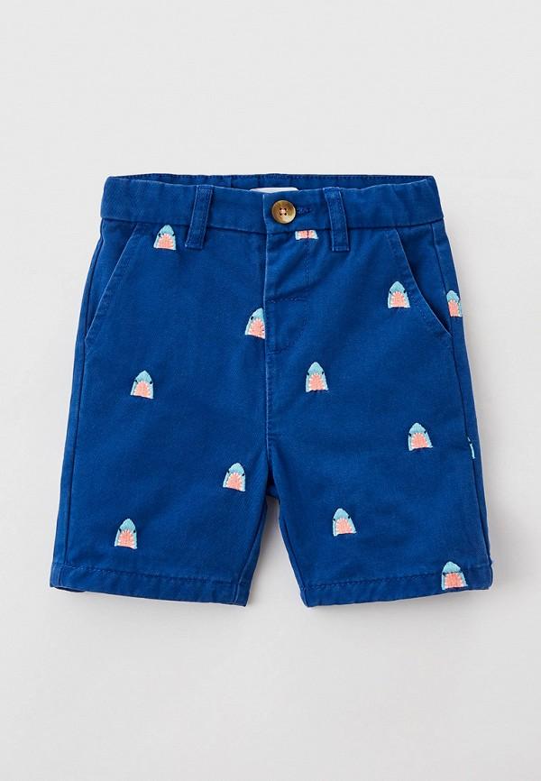 шорты marks & spencer для мальчика, синие