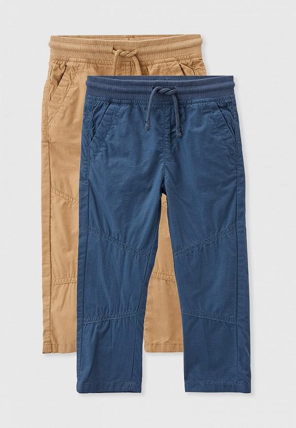 брюки marks & spencer для мальчика, разноцветные
