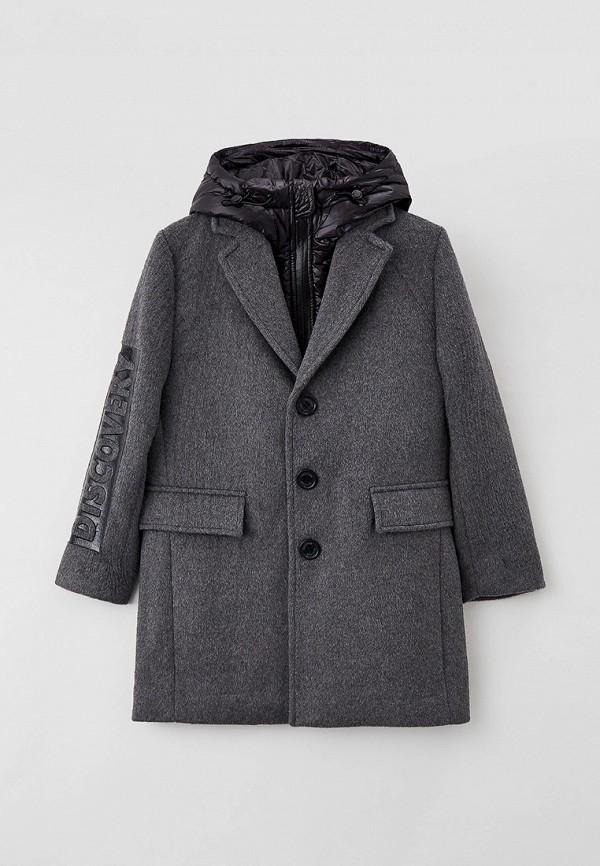 Пальто для мальчика Gulliver 221GSBC4504