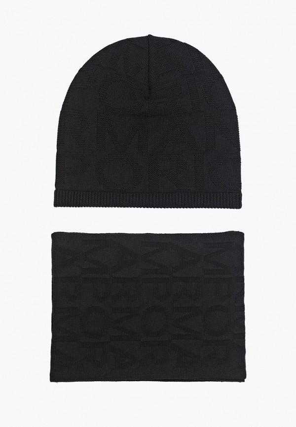 шарф emporio armani для мальчика, черный