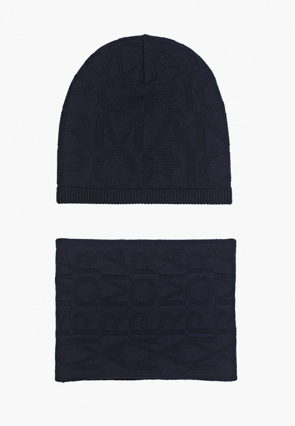 Шапка и шарф Emporio Armani