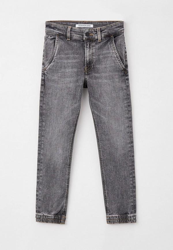 джинсы calvin klein для мальчика, серые