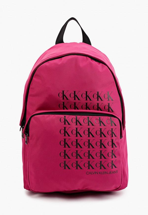 рюкзак calvin klein для девочки, розовый
