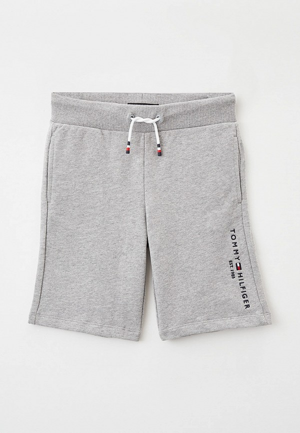 шорты tommy hilfiger для мальчика, серые