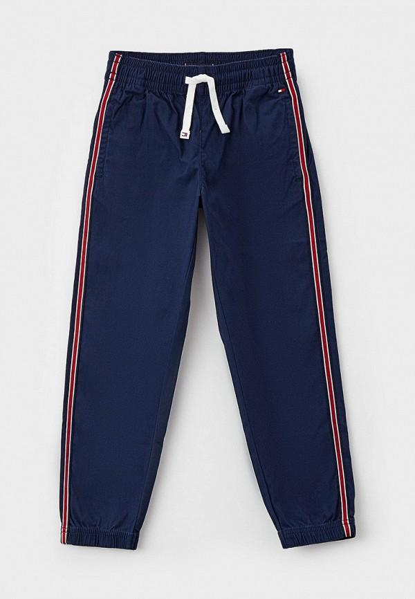 брюки tommy hilfiger для мальчика, синие