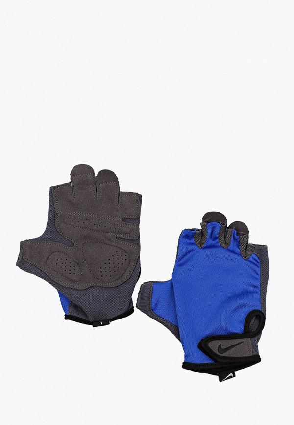 Перчатки для фитнеса Nike Nike N.000.0003.481. синий фото