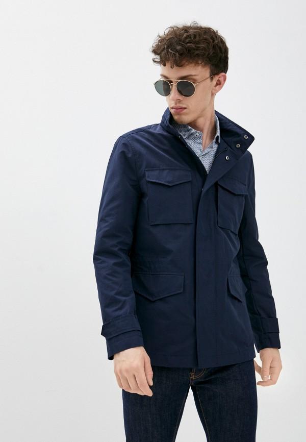 мужская легкие куртка manuel ritz, синяя