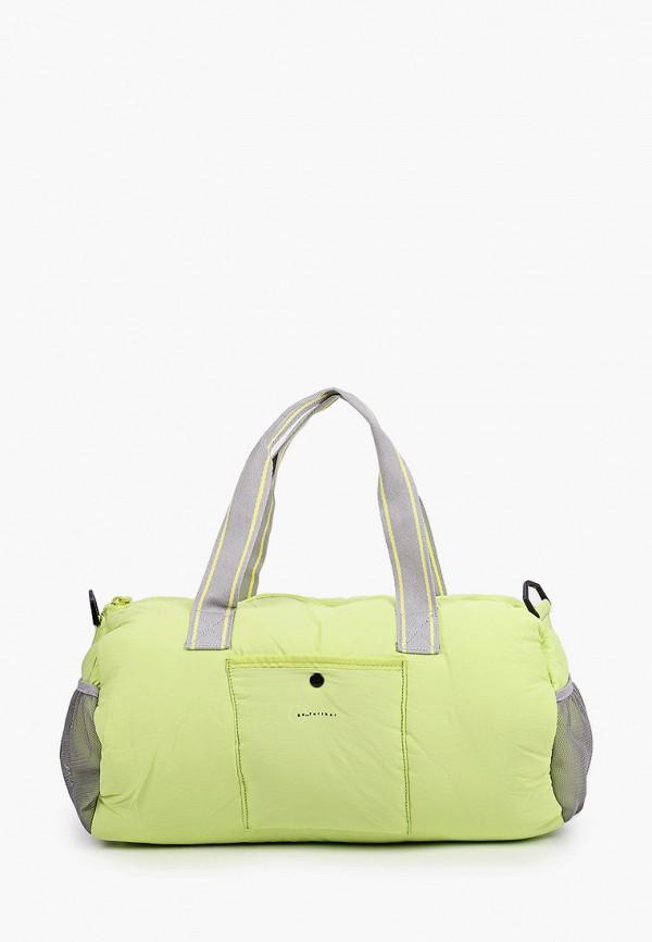 сумка mango kids для девочки, зеленая