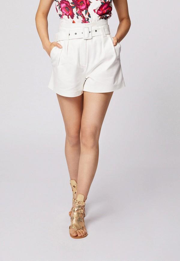 женские повседневные шорты morgan, белые