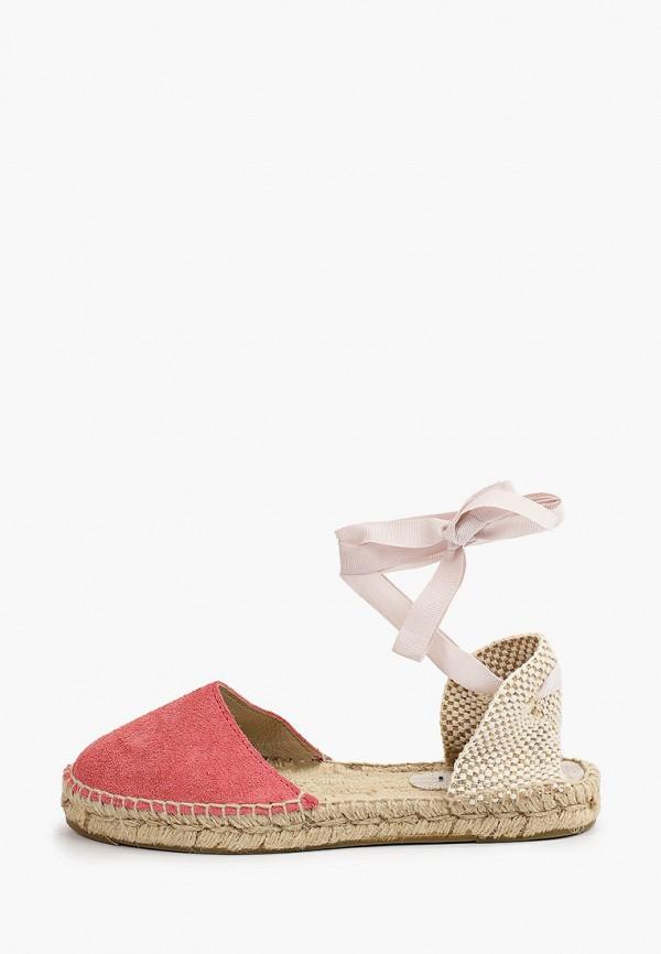 женские сандалии manebi, желтые