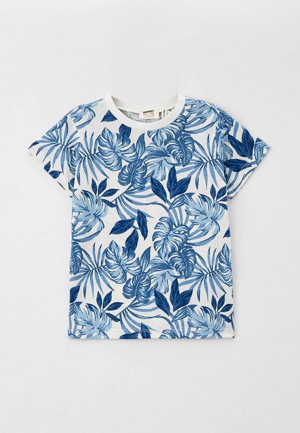 футболка с коротким рукавом koton для мальчика, разноцветная