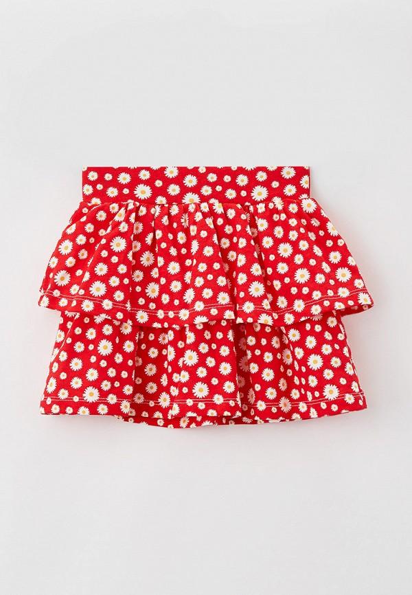 юбка koton для девочки, красная