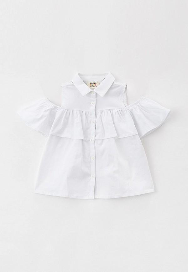 Блуза Koton Koton 1YKG67387OW белый фото