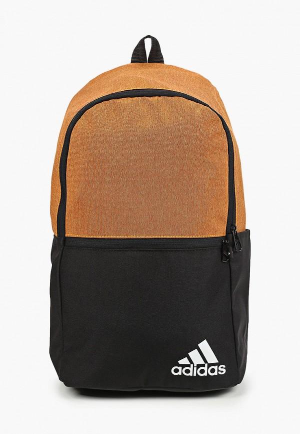 женский рюкзак adidas, коричневый