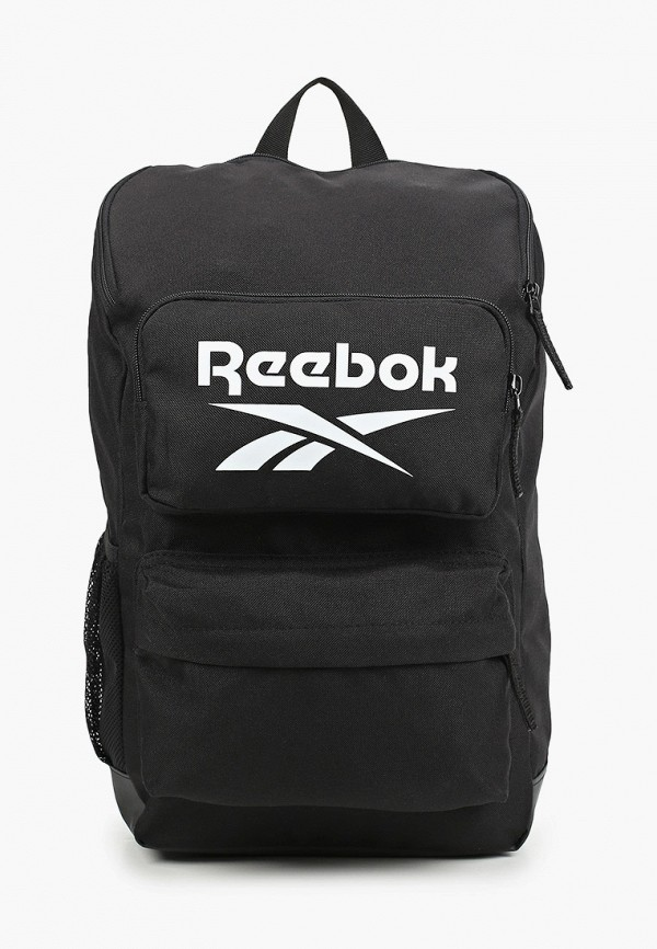 Рюкзак Reebok черного цвета