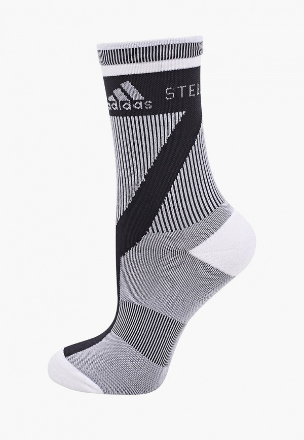 женские носки adidas by stella mccartney, серые