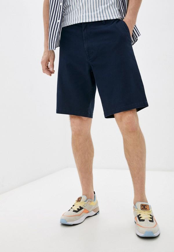 мужские шорты dc shoes, синие