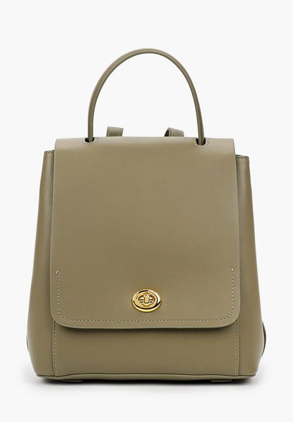 женский рюкзак francesca peretti, хаки