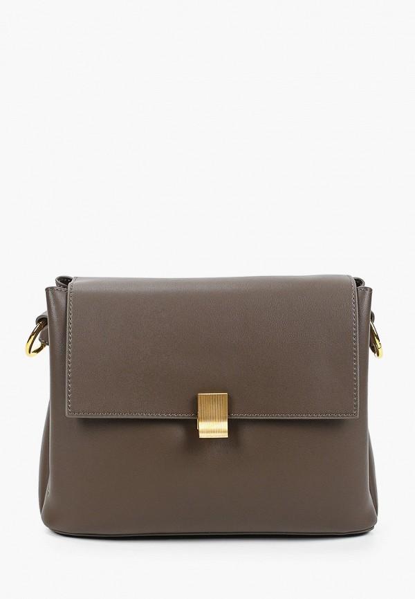 женская сумка francesca peretti, хаки