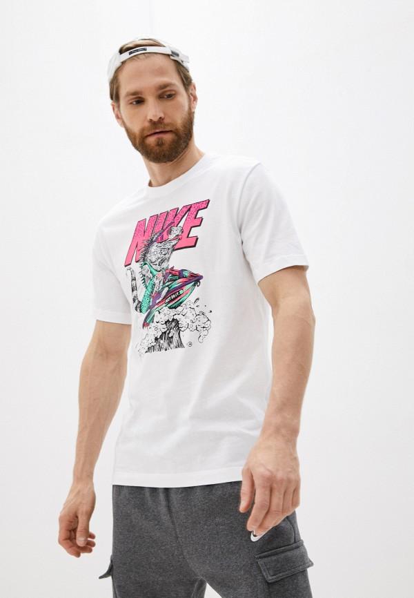 Футболка Nike Nike DD1280 белый фото