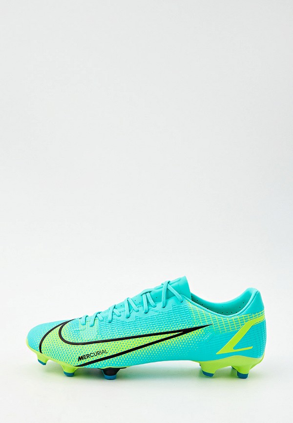Бутсы Nike Nike CU5691 бирюзовый фото