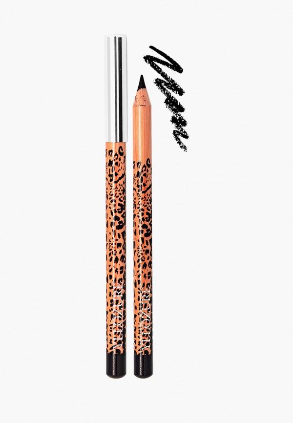 женский карандаш для глаз yllozure, черный