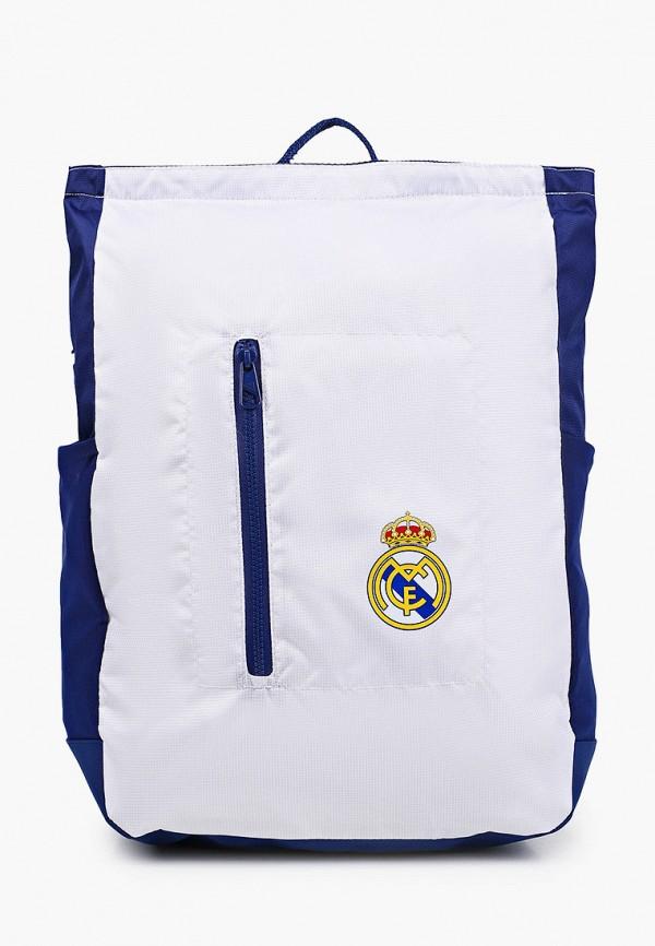 женский рюкзак adidas, белый