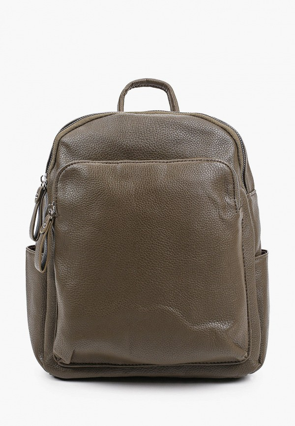 женский рюкзак allegri, хаки