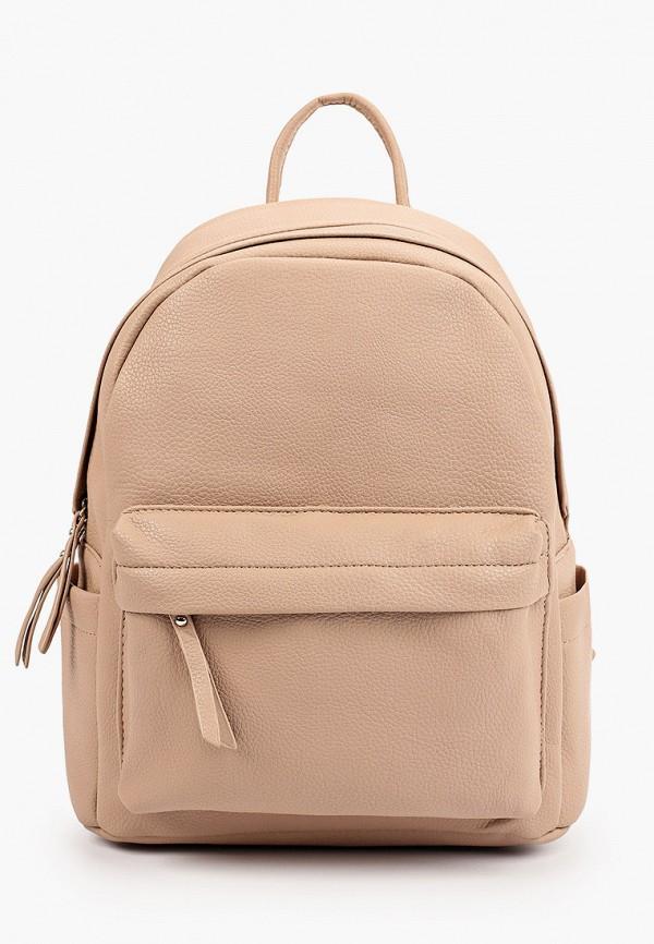 женский рюкзак allegri, бежевый