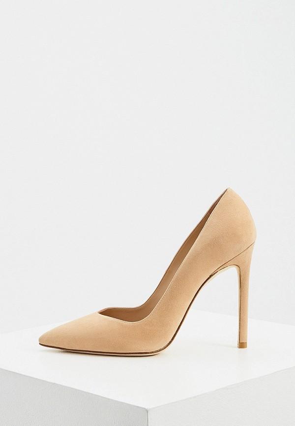 женские туфли stuart weitzman, бежевые