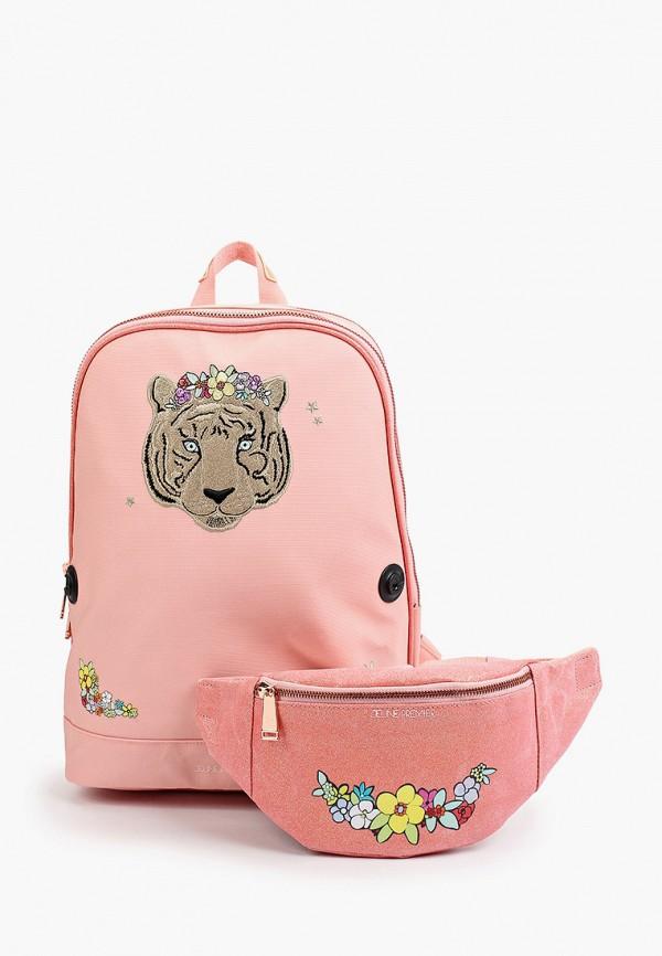кошелёк jeune premier для девочки, розовый