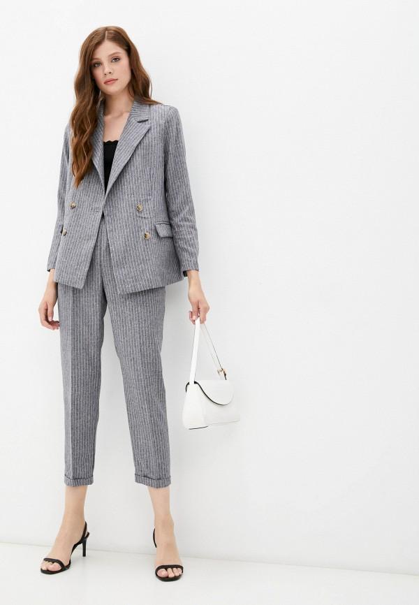 женский костюм marselesa, серый