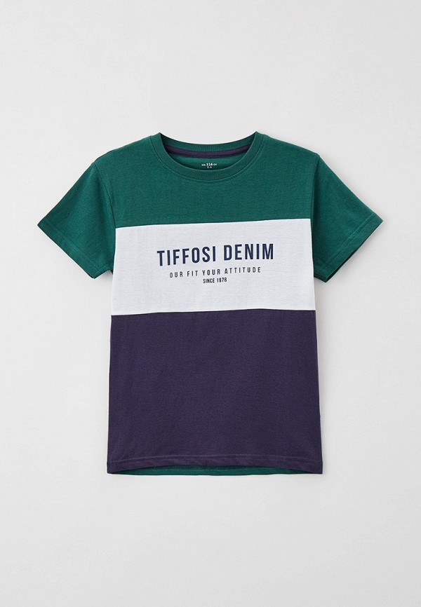 Футболка Tiffosi