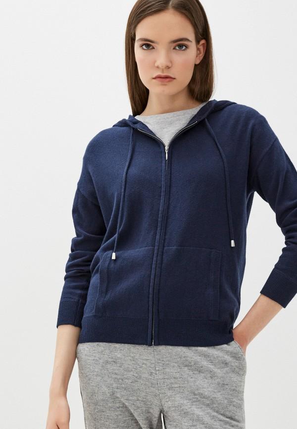 Толстовка Marks & Spencer синего цвета