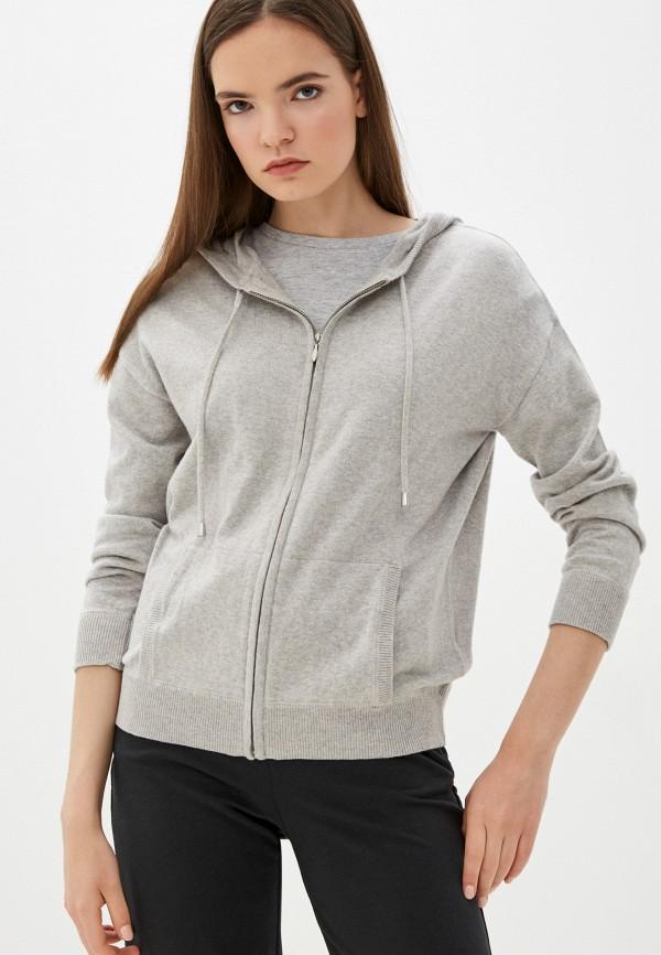 Толстовка Marks & Spencer серого цвета