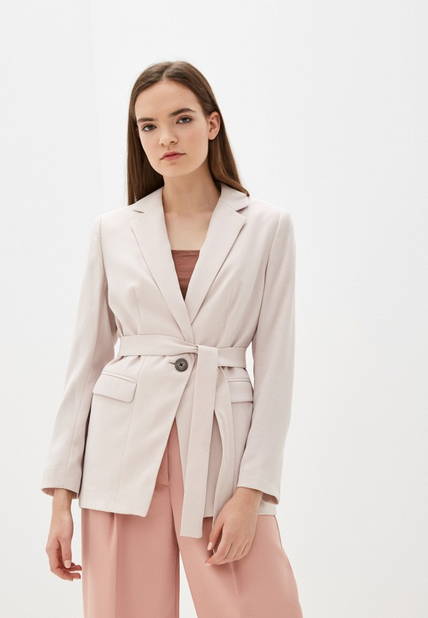 Жакет Marks & Spencer бежевого цвета