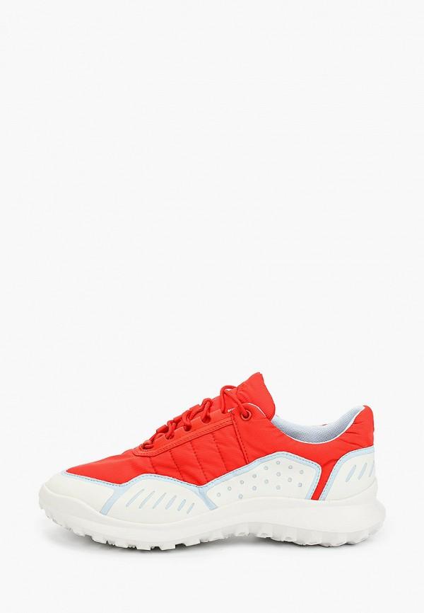 Кроссовки Camper красного цвета