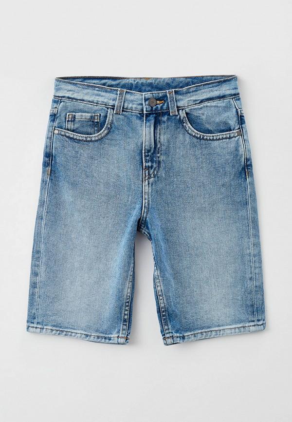 джинсовые шорты marks & spencer для мальчика, синие