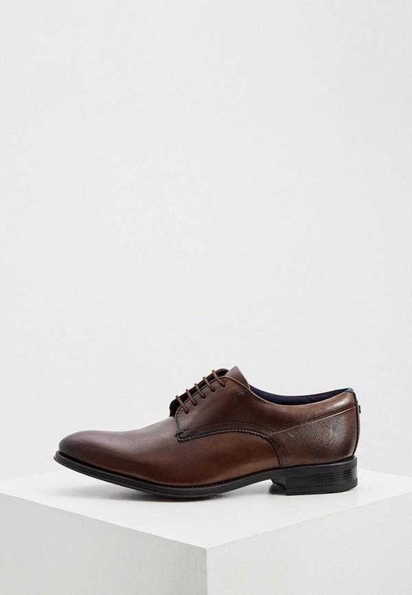 мужские туфли ted baker london, коричневые