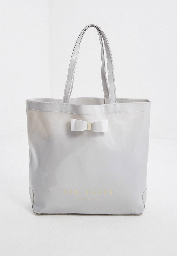 женская сумка-шоперы ted baker london, серая
