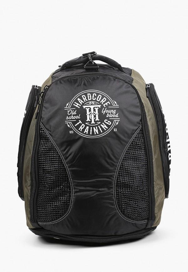 женский рюкзак hardcore training, хаки