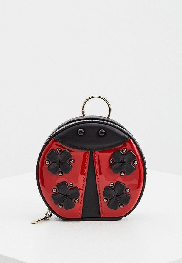 женский кошелёк kate spade, красный