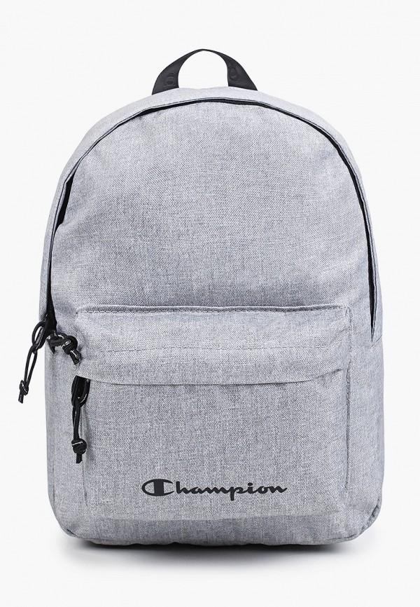 женский рюкзак champion, серый