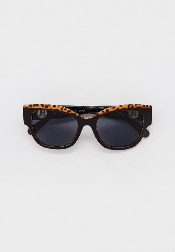 женские солнцезащитные очки river island, разноцветные