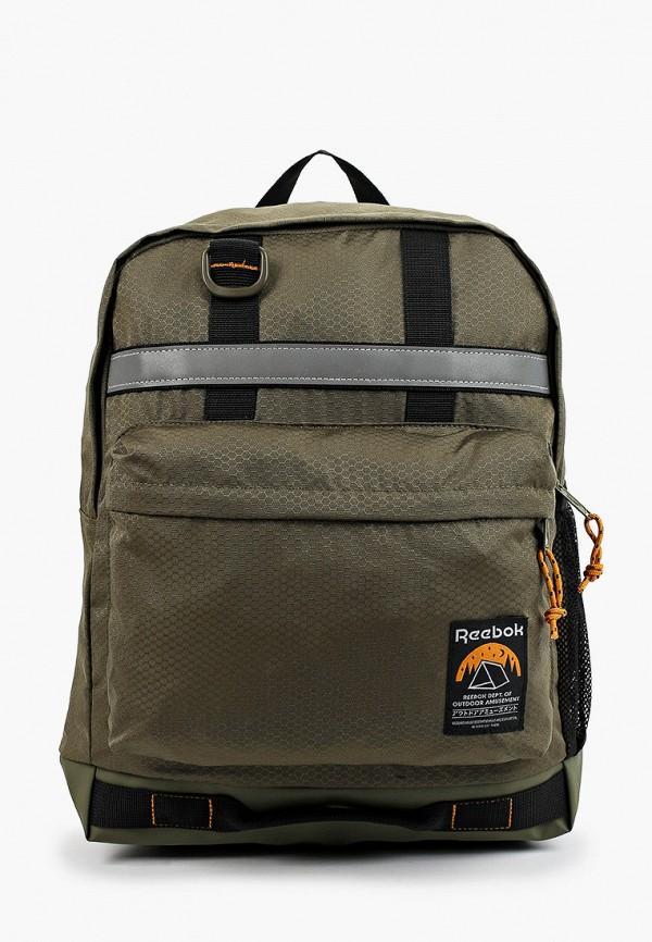 женский рюкзак reebok classic, хаки