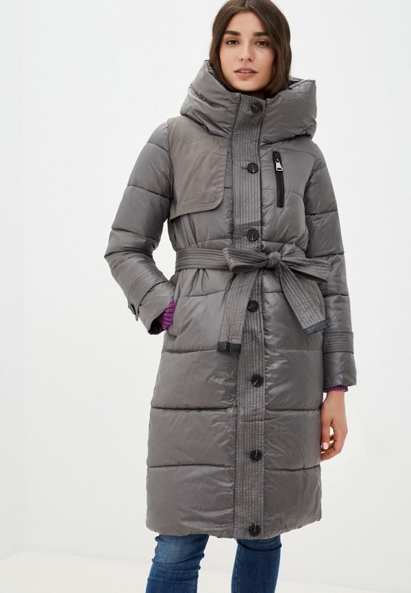 женская куртка двустороннии diverius, разноцветная
