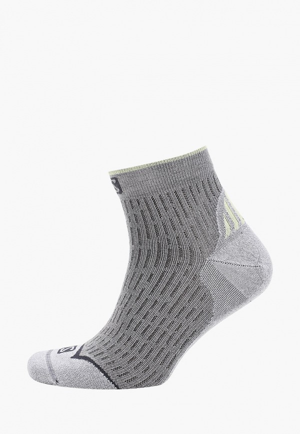 женские носки salomon, серые