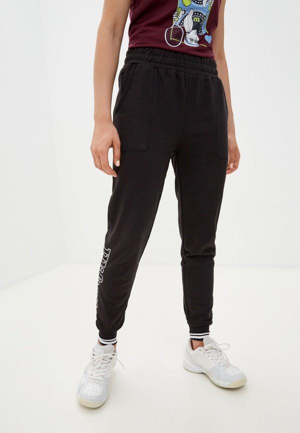 женские спортивные брюки wilson, черные