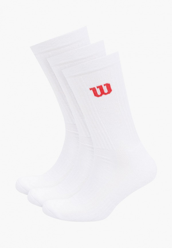 женские носки wilson, белые