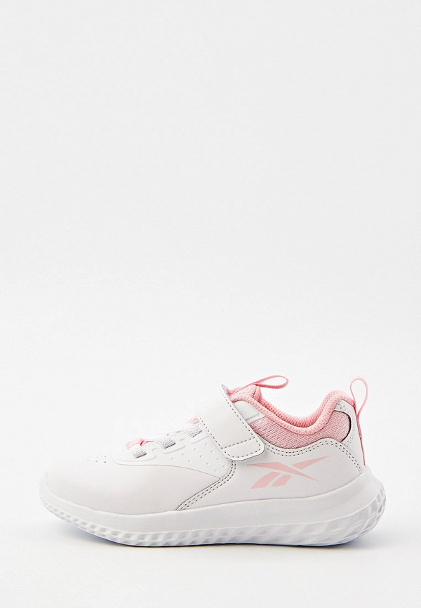 Кроссовки Reebok белого цвета